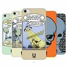 HEAD CASE DESIGNS ALL ABOUT ALIENS HARD BACK CASE FOR APPLE iPHONE 5 5S