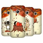 HEAD CASE DESIGNS AUTUMN CRITTERS HARD BACK CASE FOR HTC ONE MINI 2
