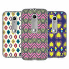 HEAD CASE DESIGNS IKAT SOFT GEL CASE FOR MOTOROLA MOTO G (3rd Gen)