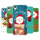 HEAD CASE DESIGNS SANTAS MISADVENTURES SOFT GEL CASE FOR HTC DESIRE 626