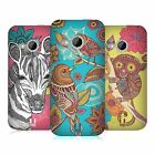 HEAD CASE DESIGNS FANCIFUL INTRICACIES HARD BACK CASE FOR HTC ONE MINI 2