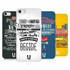 HEAD CASE DESIGNS SCIENTIFIC PICK-UP LINES BACK CASE FOR APPLE iPHONE 5 5S SE