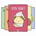 HEAD CASE DESIGNS YUMMY DOODLE HARD BACK CASE FOR APPLE iPAD AIR 2