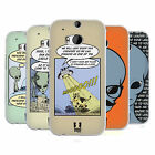 HEAD CASE DESIGNS ALL ABOUT ALIENS SOFT GEL CASE FOR HTC ONE M8