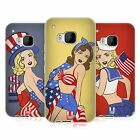 HEAD CASE DESIGNS AMERICA'S SWEETHEART USA SOFT GEL CASE FOR HTC ONE M9