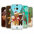 HEAD CASE DESIGNS THE GINGERBREAD SOFT GEL CASE FOR HTC ONE M8 M8S