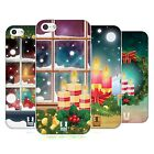 HEAD CASE DESIGNS HOLIDAY CANDLES SOFT GEL CASE FOR APPLE iPHONE 5C