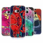 HEAD CASE DESIGNS SEA MONSTERS SOFT GEL CASE FOR HTC ONE M8