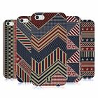 HEAD CASE DESIGNS STAR STRIPE SOFT GEL CASE FOR APPLE iPHONE 5 5S