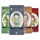 HEAD CASE DESIGNS CHRISTMAS ANGELS SOFT GEL CASE FOR SONY XPERIA M4