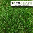 50mm Verdant - Longest Artificial Grass Long Pile Fake Lawn Turf - EU Made
