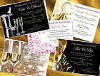 100 Personalised Engagement Party Invitations/Invites including envelopes