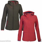 O'Neill Womens Full Zipped Hoodie Everyday Active Artichoke Pink Long Sleeves