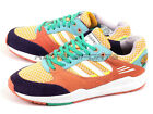 Adidas Originals Tech Super W Tequila Sunrise Collegiate Gold/White/Blue B25899