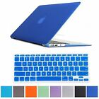 """Laptop Rubberized Cover Case Hard Shell for Macbook Air/Pro/Retina 11"""" 13"""" 15"""""""