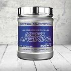 Scitec Nutrition Mega Arginine Amino Acid Lean Muscle Strength Endurance Energy