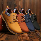 2016 New Fashion England Men's Flats Recreational Shoes Casual shoes Work shoes