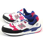 New Balance W530PSA B White & Black & Pink & Royal Retro Lifestyle Shoes NB