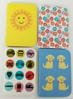 TRAVEL CARD BUS PASS HOLDER WALLET RAIL CARD Owls Cats Flowers Pigs Birds