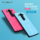 360° Shockproof Soft Leather Business Protective Back Case Cover For LG V10 F600