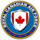 Royal Canadian Air Force RCAF Decal / Sticker