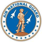 Air National Guard Seal Decal / Sticker