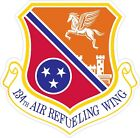 Air National Guard 134th Air Refueling Wing Decal / Sticker