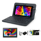 Quad Core 7  Android 4.4 KitKat Tablet PC Dual Camera 8GB WIFI Bundle w/Keyboard