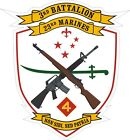 USMC Marine Corps 3rd Battalion 23d Marine Regiment Decal / Sticker