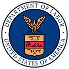 U.S. Department of Labor Seal Decals / Stickers