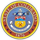 Colorado State Seal Decals / Stickers