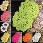 Crochet Dishcloths - Set Of Irish Rose Dish Cloths - 2 Cotton Dish Rags