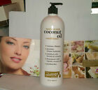 Natural OLIOLOGY Nutrient-Rich Coconut Oil Conditioner 946ML~Nourish Hair &Scalp