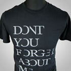 Don't You Forget About Me T Shirt Inspired By Simple Minds 80's Retro Rock Band