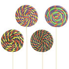 """RAZ Imports Giant Lollipop Prop For Halloween Or Christmas-Made Of Polyfoam 27"""""""