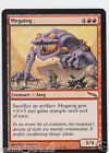 MTG MEGATOG 1x x1 MIRRODIN RARE MAGIC THE GATHERING CARD RED CREATURE WIZARDS