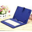 iRULU 10 inch PU Leather Stand Case Cover Micro USB Keyboard for iRULU Tablet PC