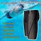 Men's Waterproof Quick Dry Swimming Swim Trunk Swimwear Fifth Pants Sport Shorts