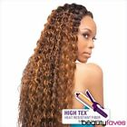 GISELLE OUTRE QUICK WEAVE SYNTHETIC HIGH TEX FIBER LONG CURLY HALF WIG