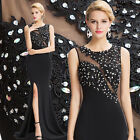 SEXY Long Maxi Prom Dress Formal Ball Gowns Evening Party Wedding Pageant New