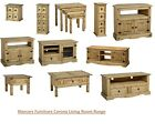 Mercers Furniture corona pine tv unit coffee table nest cd living room