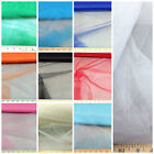 Discount Fabric Choose Your Color Tulle 54 inch sheer Tulle 54 inch sheer TU