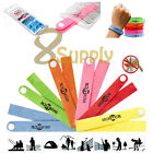 Non Toxic Outdoor Anti Mosquito Insect Repellent Bracelets/Wristband Band Mozzie