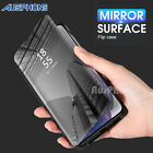 NEW Premium Slim Mirror Luxury Case Cover For Samsung Galaxy S7 Edge S8 /S8 Plus