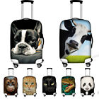 Cool Animal Elastic Travel Luggage Covers Fashion Suitcase Protective Protector