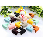 4pcs Table Desk Shelves Edge Corner Cushion Baby Safety Bumper Guard Protector U