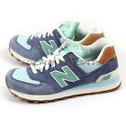 New Balance WL574BCC B Blue & Sky Blue & White & Gum Lifestyle Beach Cruiser NB