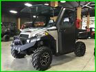 2015 POLARIS RANGER 900 4X4 WITH FULL CAB GPS WINCHES OVER $25000 IN (FREE SHIP)