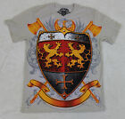 Vintage 1990's New Medieval, Gothic, Arts T-Shirts 3 Pack Lot and Free Ship!