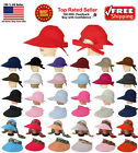 Women Ladies Summer Framer Large Visor Hat Cap Wide Brim Sun UV Protection